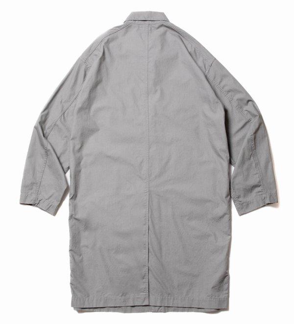 画像2: COOTIE/Ripstop Shop Coat(グレー)[リップストップショップコート-21春夏]