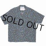 "DAIRIKU/""Wyatt"" Open Collar Shirt(ナイト) 【20%OFF】[オープンカラーシャツ-21春夏]"