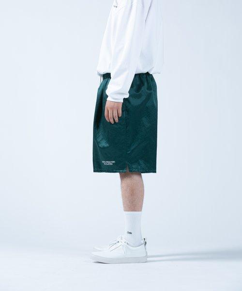 他の写真3: COOTIE/R/C Satin Easy Shorts(グリーン)[サテンイージーショーツ-21春夏]