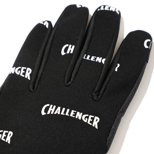 他の写真2: CHALLENGER/FIELD GLOVE(ブラック)[フィールドグローブ-21秋冬]