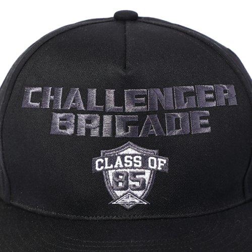 他の写真3: CHALLENGER/BRIGADE CAP(ブラック)[キャップ-21秋冬]