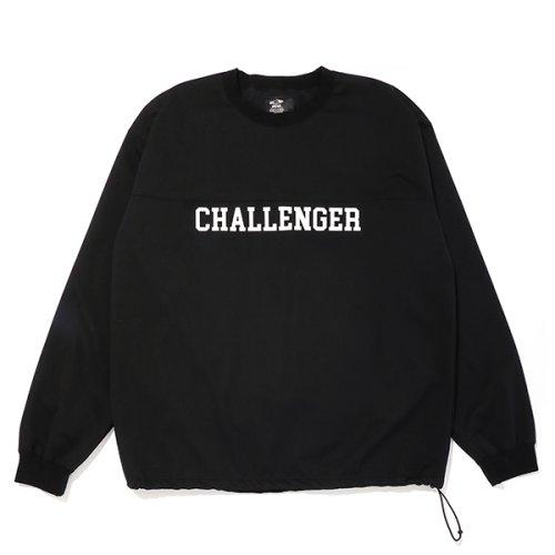 他の写真1: CHALLENGER/MID LAYER JACKET(ブラック)[ミッドレイヤーJKT-21秋冬]