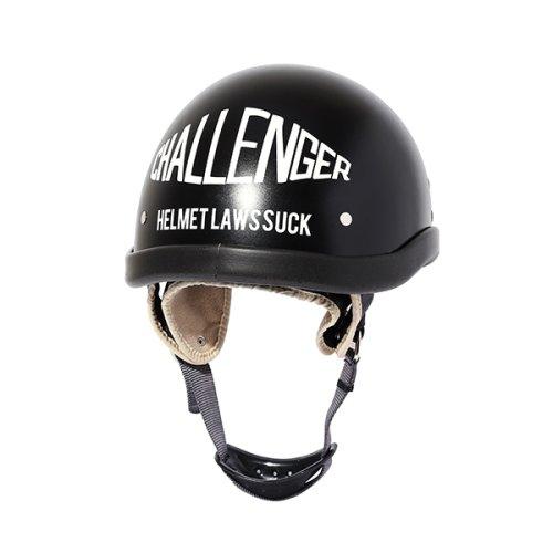 他の写真2: CHALLENGER/CHALLENGER LAWS HELMET(ブラック)[ヘルメット-21秋冬]