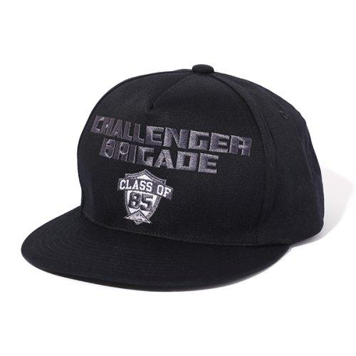 他の写真1: CHALLENGER/BRIGADE CAP(ブラック)[キャップ-21秋冬]
