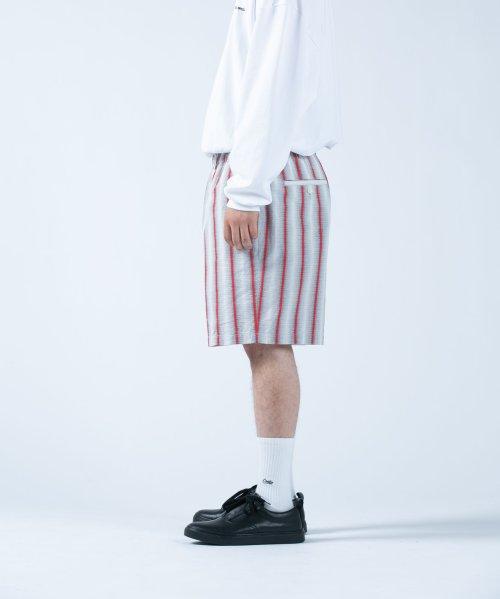 他の写真3: COOTIE/Snake Stripe Easy Shorts(ストライプ)[スネークストライプイージーショーツ-21春夏]