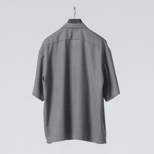 他の写真2: COOTIE/T/W Work S/S Shirt(アッシュグレー)[T/Wワークシャツ-21春夏]