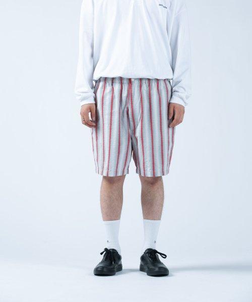 他の写真2: COOTIE/Snake Stripe Easy Shorts(ストライプ)[スネークストライプイージーショーツ-21春夏]