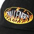 画像4: CHALLENGER/FIRE CAP(ブラック)[ファイヤーキャップ+ルアー-21春夏]