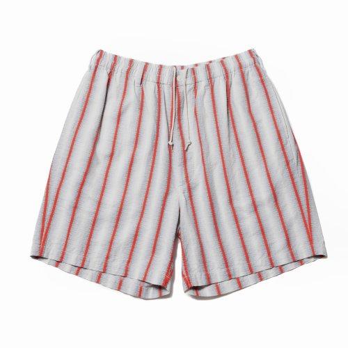 他の写真1: COOTIE/Snake Stripe Easy Shorts(ストライプ)[スネークストライプイージーショーツ-21春夏]