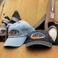 画像6: PORKCHOP/2nd Oval DENIM BASEBALL CAP(ライトブルー)[デニムキャップ-21春夏]