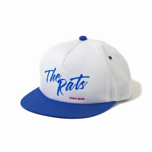 他の写真1: RATS/FV CAP TYPE-B(The Rats)(ホワイト/ブルー)[キャップ-21春夏]