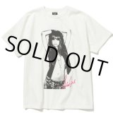 CALEE/×BPA Cal girl t-shirt(ホワイト)[フォトT-21春夏]