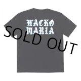 WACKO MARIA/ALEXIS ROSS / US FABRC T-SHIRT(TYPE-2)(ブラック)[プリントT-21春夏]