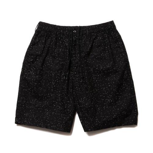 他の写真1: COOTIE/Splatter Print  Easy Shorts(ブラック)[スプラッターイージーショーツ-21秋冬]