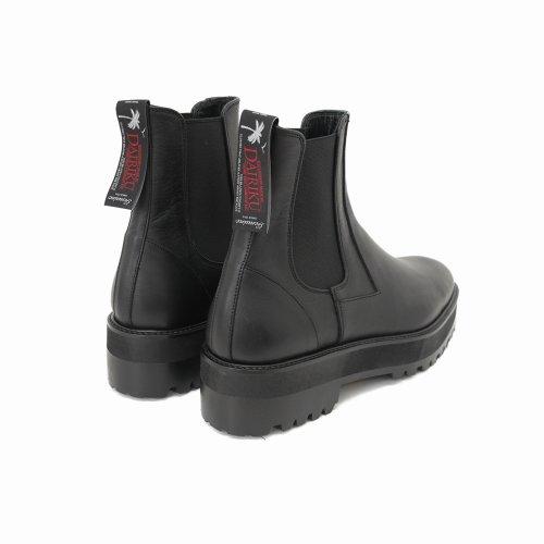 """他の写真2: DAIRIKU/""""Two-Bit"""" Side Gore Boots(ブラック)[サイドゴアブーツ-21秋冬]"""
