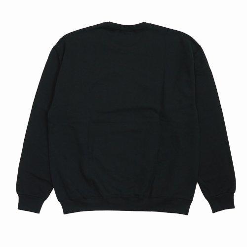 他の写真2: WACKO MARIA/BILL EVANS / SWEAT SHIRT(TYPE-4)(ブラック)[クルーネックスウェット-21秋冬]