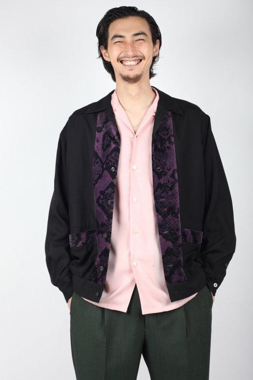 他の写真2: WACKO MARIA/50'S SHIRT L/S(ピンク)[50'Sシャツ-21秋冬]