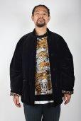 画像2: WACKO MARIA/TIM LEHI / KNIT JACQUARD SWEATER(ブルー)[ジャガードセーター-21秋冬] (2)