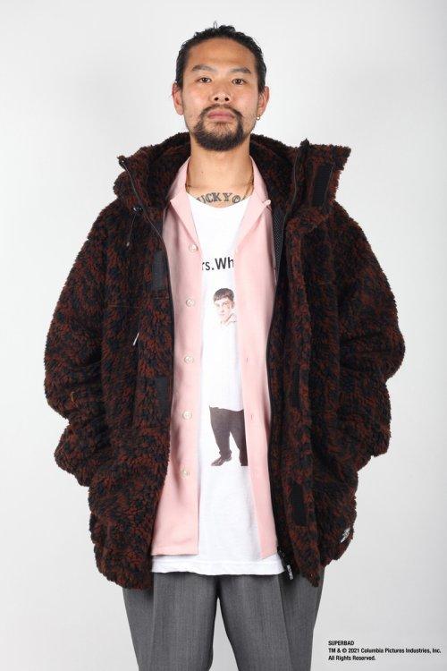 他の写真3: WACKO MARIA/50'S SHIRT L/S(ピンク)[50'Sシャツ-21秋冬]
