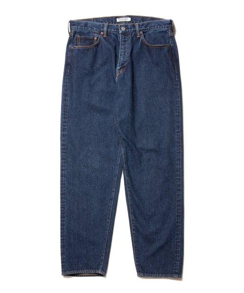 他の写真1: COOTIE/5 Pocket Denim Pants(インディゴフェード)[デニムパンツ-21秋冬]