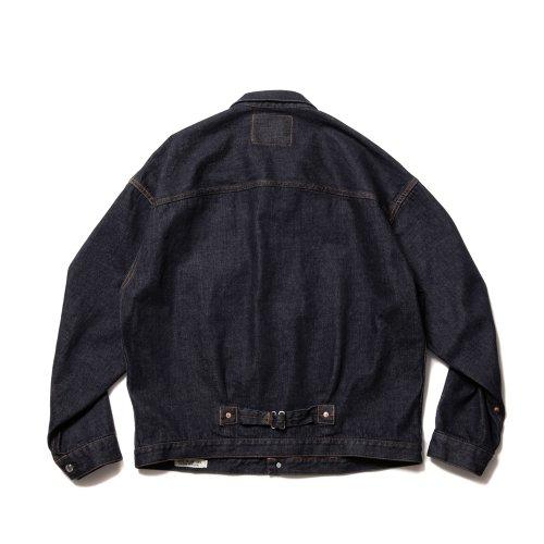 他の写真2: COOTIE/1st Type Denim Jacket(インディゴワンウォッシュ)[ファーストタイプデニムJKT-21秋冬]