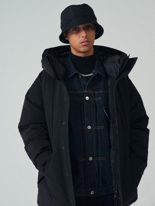 他の写真3: COOTIE/1st Type Denim Jacket(インディゴワンウォッシュ)[ファーストタイプデニムJKT-21秋冬]