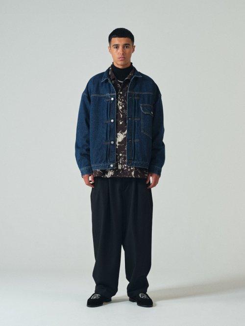 他の写真3: COOTIE/1st Type Denim Jacket(インディゴフェード)[ファーストタイプデニムJKT-21秋冬]