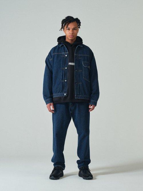 他の写真3: COOTIE/5 Pocket Denim Pants(インディゴフェード)[デニムパンツ-21秋冬]